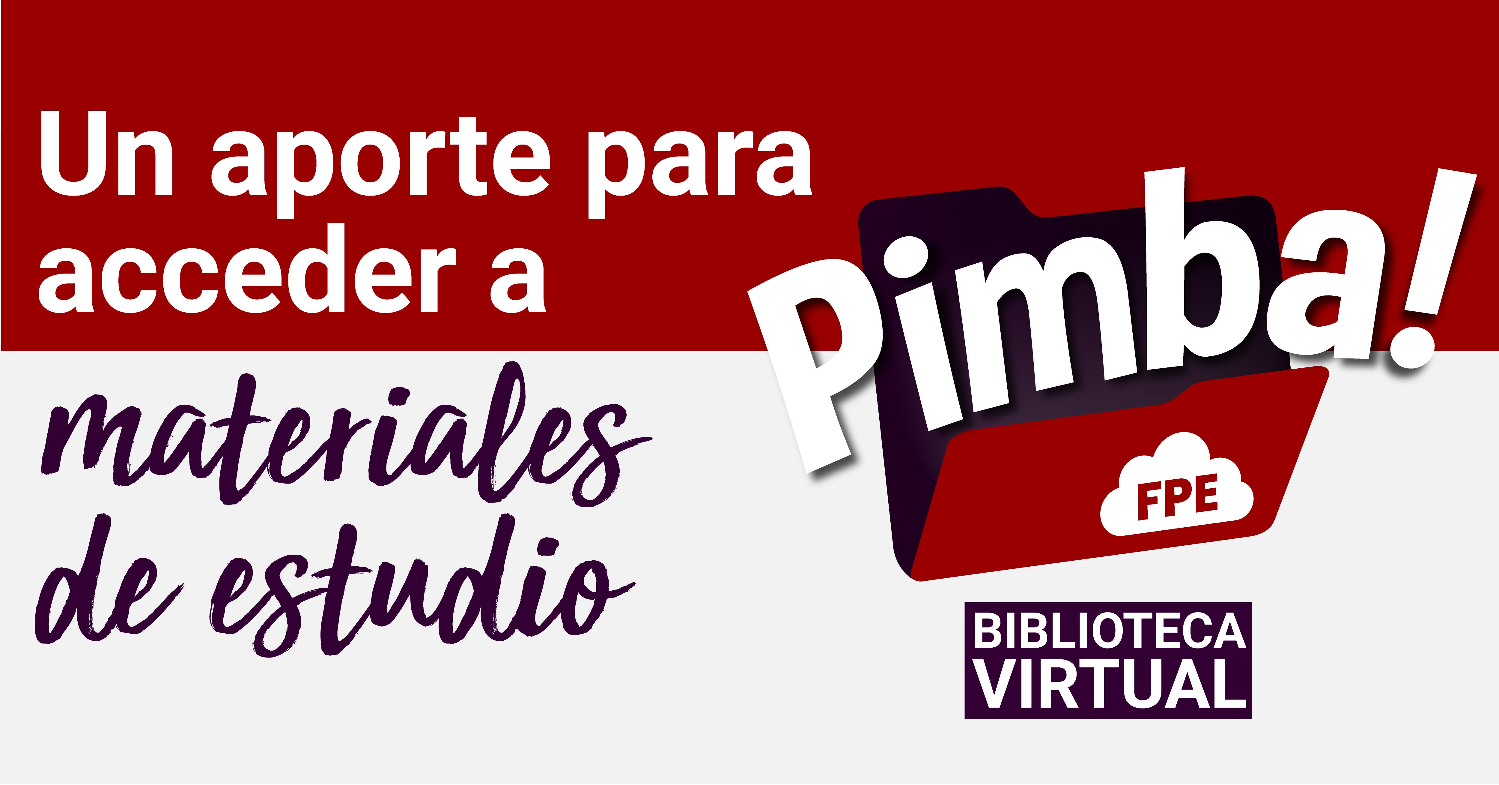 Pimba! Una biblioteca virtual colaborativa
